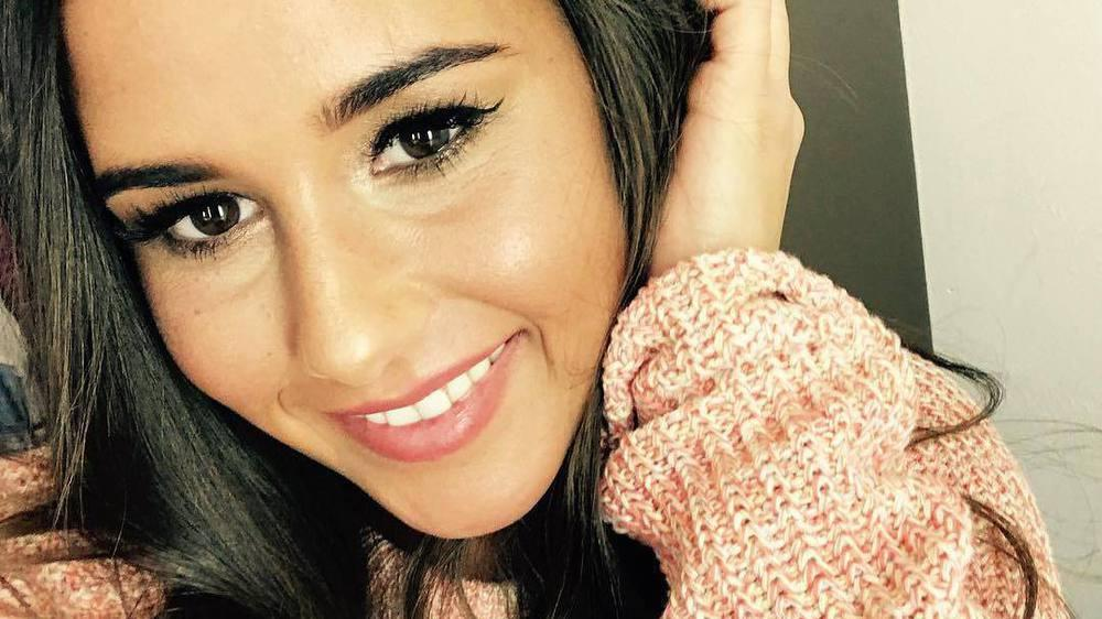 Promi Shopping Queen Sarah Lombardi