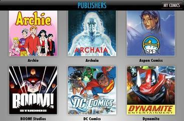 Comics iPad app gets Retina-friendly update, 'POW!' bubbles now much POWier