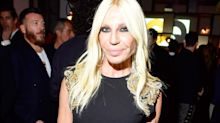 Donatella Says We've Been Pronouncing Versace Wrong This Whole Time