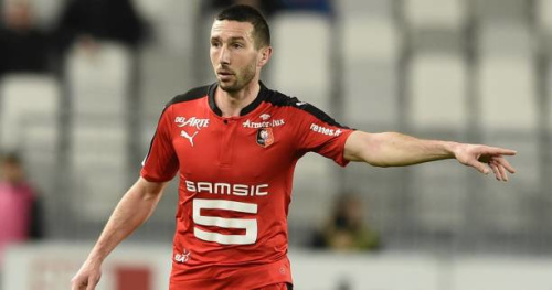 Foot - L1 - Rennes - Rennes : Morgan Amalfitano et Adama Diakhaby absents contre Montpellier