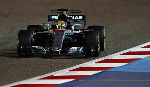 Formel 1: Honda auch bei Testfahrten mit Problemen - Hamilton Schnellster