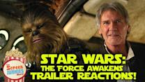 Star Wars: The Force Awakens - Trailer Reactions!