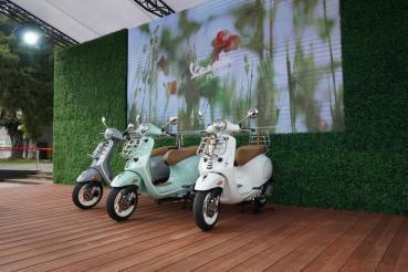 Vespa Primavera Pic Nic特仕版限量36台,16.5萬起官方商城限時獨家販售!
