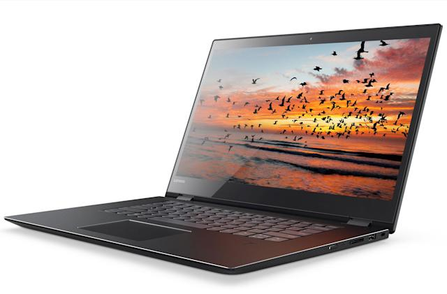 Lenovo debuts back-to-school laptops before school's even out