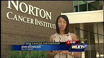 New medical partnership to help in fight against cancer