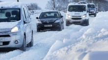 AA blames snow and potholes for breakdown in half-year profits