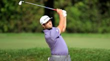 Mental lapse: Jon Rahm (66) hit with one-shot penalty for picking up his ball