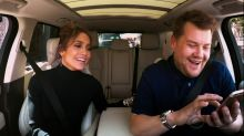 James Corden Nabs J.Lo's Phone and Texts Leo DiCaprio