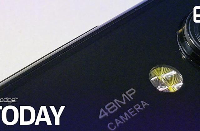 Xiaomi's next phone could be the first with a 48-megapixel camera