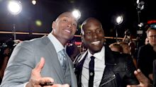 Tyrese Gibson slams The Rock as 'a clown' for causing the delay of Fast & Furious 9