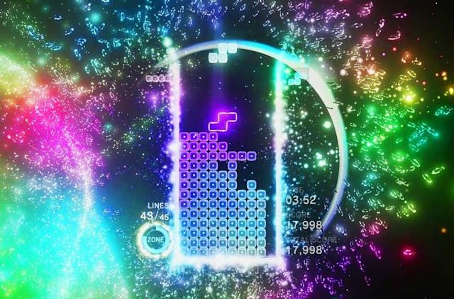 PS4 owners can try 'Tetris Effect' for free on November 1st