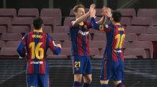 Five talking points from Barcelona 3-0 Elche