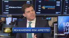 Reawakening risk appetites