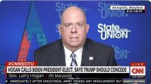 GOP Governor On Trump's Election Tantrum: Beginning To Look Like A 'Banana Republic'