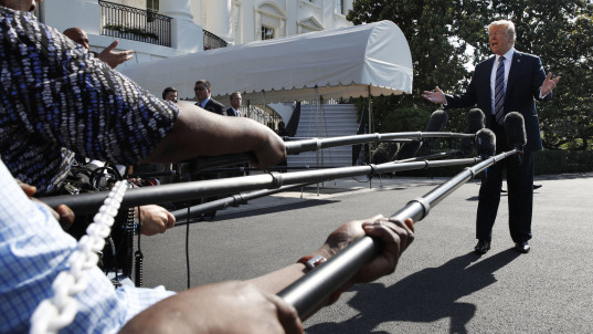 Trump's dizzying shifts: Strategic or dangerous?