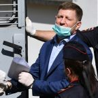 Kremlin envoy in Far East as more protest governor's arrest
