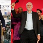 General election latest: Leaders rally in final weekend of campaigning after Boris Johnson and Jeremy Corbyn's TV clash