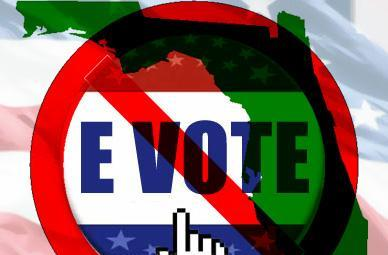 So it begins: Florida bans touch-screen e-voting machines