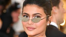 Kylie Jenner's new caramel highlights are an autumn dream