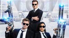 Chris Hemsworth has fans swooning in new Men In Black trailer