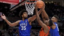 More than Marvin Bagley had a hand in Duke's latest desperate comeback
