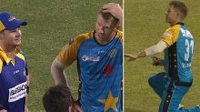 Warner praised for brilliant act of sportsmanship against Smith