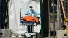 New York state virus toll spikes as officials plea for volunteers