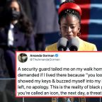 Amanda Gorman Says She Was Racially Profiled By A Security Guard