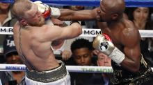 Mayweather-McGregor falls way short of Mayweather-Pacquiao gate record