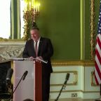 Pompeo urges countries to resist Chinese 'threat'