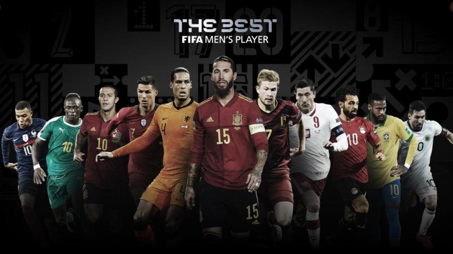 2020年度最佳球員 梅西、C羅等人入選