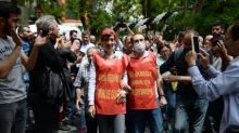 Turkey seeks 20-year terms for hunger strikers protesting purges