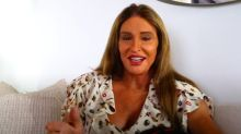 Caitlyn filmed herself re-watching KUWTK ep where Kris tries to slip her Viagra