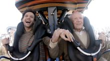 Louis Tomlinson Helps 83-Year-Old Man Whose Wife Died Check Things Off His Bucket List