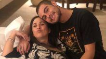 Tatá Werneck revela casamento secreto com Rafa Vitti