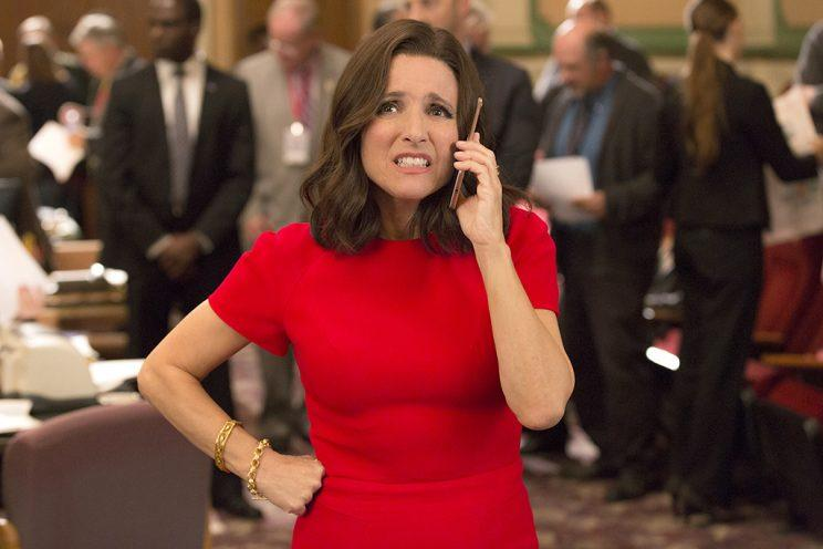 New season of veep julia louis dreyfus shines as selina for Where did julia louis dreyfus go to college