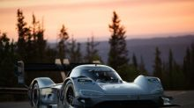 Volkswagen Breaks Time Record at Pikes Peak International Hill Climb Using ANSYS Technology