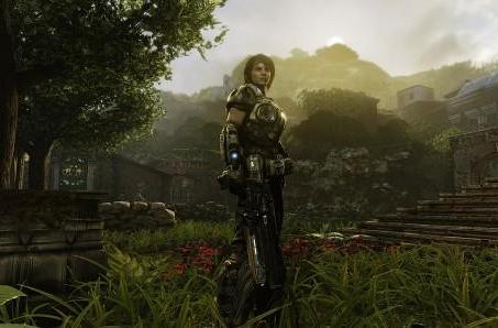 Gears of War 3 maps will be brighter, thanks to Gears 2 data