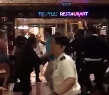 Entire family kicked off 'cruise from hell' in Australia after mass brawl