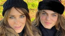 Damian Hurley, 18, unrecognisable after dramatic makeover