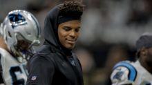 Cam Newton, Julian Edelman joke about Patriots' playbook on Instagram