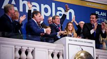 Anaplan surges in market debut after rocky week for tech stocks