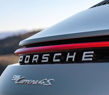Photos From Our Drive of the New 2020 Porsche 911