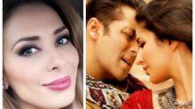 When Katrina Kaif hugged Salman Khan's rumoured girlfriend Iulia Vantur