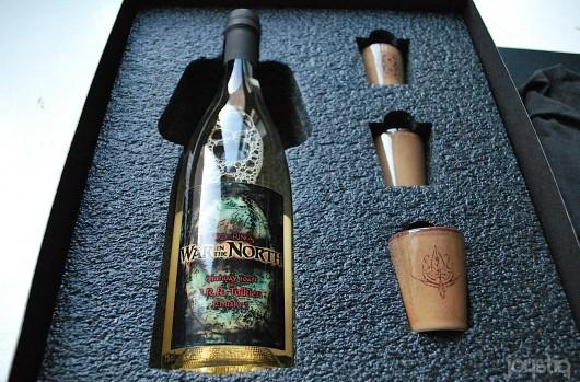 Joyswag: The Lord of the Rings: War in the North-themed JRR Tolkien birthday toast kit