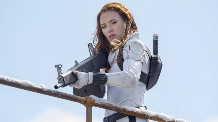 Scarlett Johansson sues Disney over 'Black Widow'