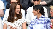 The Duchess of Cambridge beats the Duchess of Sussex to top royal style influencer