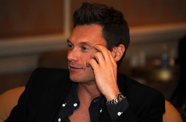 Dear BlackBerry, Ryan Seacrest isn't done with the QWERTY keyboard