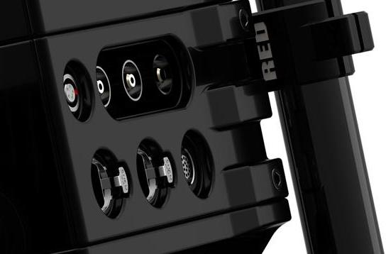 RED teases again with exposed ports