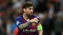 Lionel Messi rejoins Barcelona training as LaLiga boss welcomes decision to stay